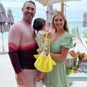 Kate Upton Reveals Her 2-Year-Old Daughter Is Convinced Dad Justin Verlander Has This High-Profile Job
