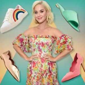 E-Comm: Katy Perry Amazon Shoes