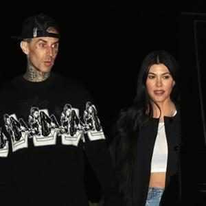 "Kourtney Kardashian Hilariously Reacts to Impression of Her ""Punk"" Persona Amid Travis Barker Romance"