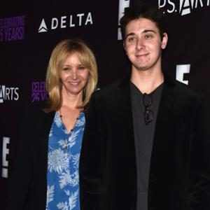 Lisa Kudrow Is a Proud Mom at Her Son Julian's College Graduation