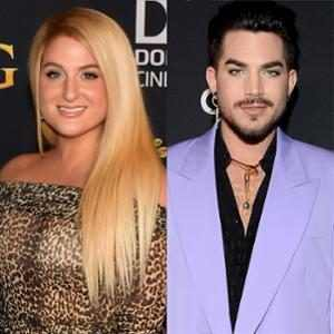 Meghan Trainor, Adam Lambert & More Celebs Join New E! Series Clash of the Cover Bands