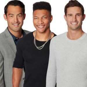 Joshua, Andrew, Marty, Kyle, The Bachelorette Men, Season 17