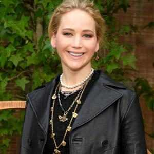 Jennifer Lawrence and Her Husband Cooke Maroney Twin in Rare Outing Together