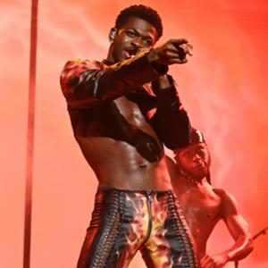Oops! Lil Nas X Laughs Off Wardrobe Malfunction on SNL Debut