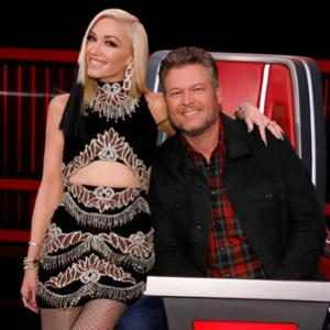See Gwen Stefani Dress Up as Blake Shelton While Cleaning Out His Closet