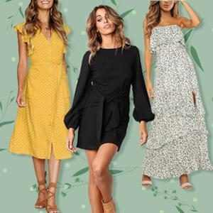 E-Comm: Amazon's Most Loved Dresses