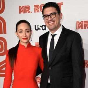 Emmy Rossum Announces Birth of Her First Baby With Husband Sam Esmail