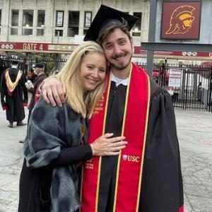 Lisa Kudrow, Catherine Zeta-Jones and More Celeb Parents Celebrate Their Kids' Graduations