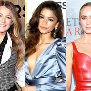 Here's the NSFW Story Behind Blake Lively, Emily Blunt and Zendaya's Viral Fashion Show Moment