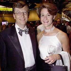 Bill Gates, Melinda Gates, 2000 Experience Music Project Opening Gala
