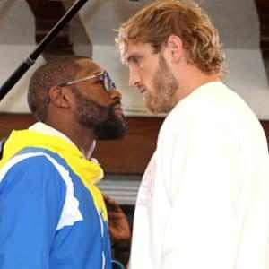 Logan Paul, Floyd Mayweather Jr., boxing