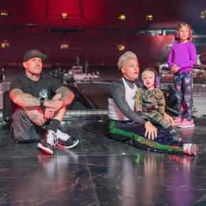 Pink's Priceless Video From Willow's 10th Birthday Shows Exactly How It Feels to Have a Younger Brother