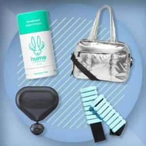 E-comm: Essentials to Restock Your Gym Bag With