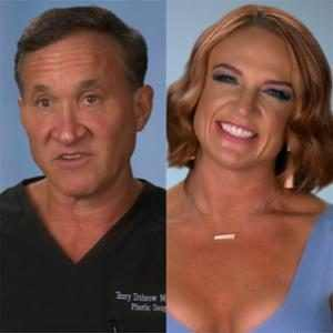 Botched, Dr. Terry Dubrow, Jodi