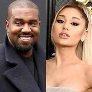 Kanye West, Ariana Grande