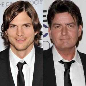 Ashton Kutcher May Actually Be the Guy Replacing Charlie Sheen on Two and a Half Men