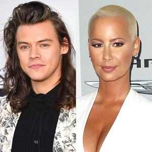 Harry Styles, Amber Rose
