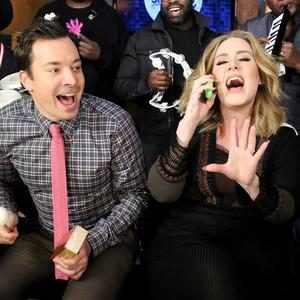 Jimmy Fallon, Adele