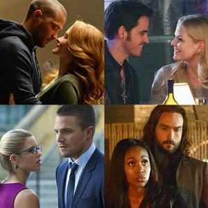 Top TV Couples