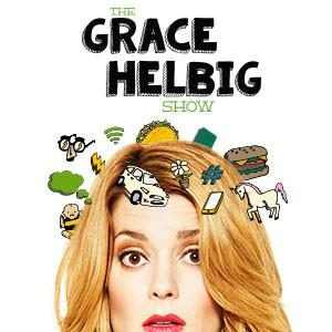 Grace Helbig Show - shows landing brick - Revised