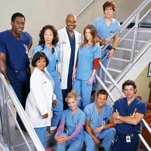 Grey's Anatomy Cast 2005