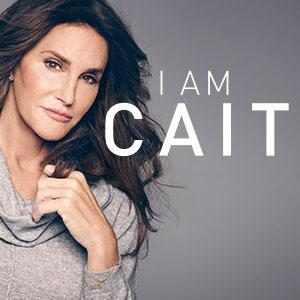 I Am Cait Show Package - Landing page brick