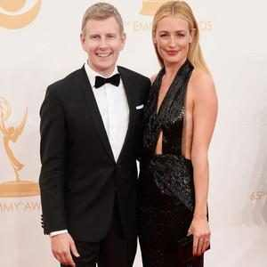 Cat Deeley, Patrick Kielty, Emmy Awards, 2013