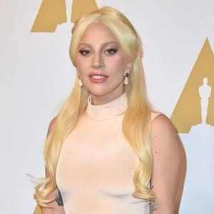 Lady Gaga, Academy Awards Nominee Luncheon