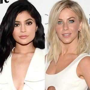Kylie Jenner, Julianne Hough