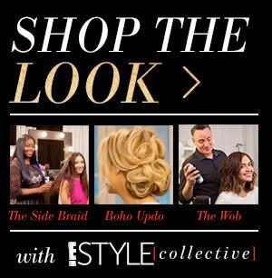 Style Collective, Shop the Look Widget, Pantene 300x306