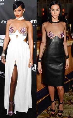 Rihanna, Leigh Lezark