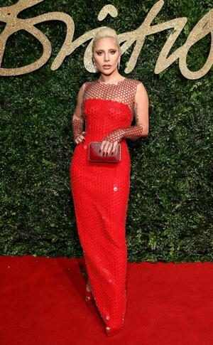 Lady Gaga, British Fashion Awards