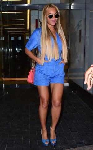 Beyonce, Denim
