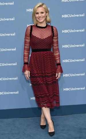 Kristen Bell, NBCUNIVERSAL 2016 UPFRONT PRESENTATION