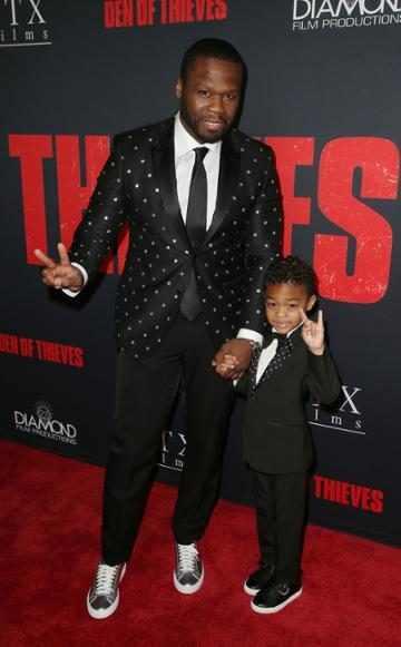 50 Cent & Sire Jackson