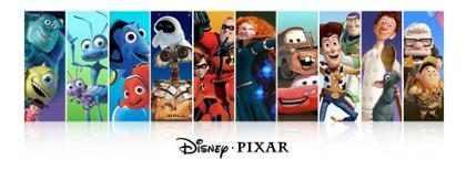 Pixar mostra como os seus filmes se conectam em vídeo