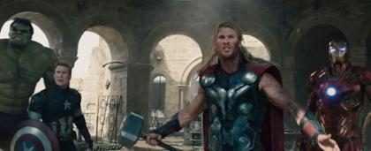 Os Vingadores 2 ganha comercial de TV cheio de cenas novas