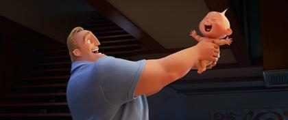 Primeiro teaser do filme Os Incríveis 2 é lançado