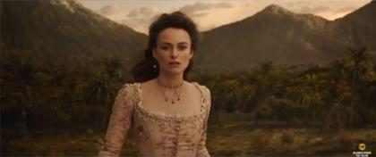 Keira Knightley reaparece no trailer de Piratas do Caribe: A Vingança de Salazar