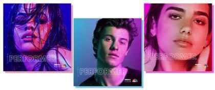 ¡Camila Cabello, Dua Lipa y Shawn Mendes confirmados para los Billboard Music Awards 2018!