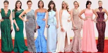 Emmy 2013 e as tendências de moda do red carpet