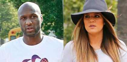 Khloé Kardashian e Lamar Odom voltam a se encontrar