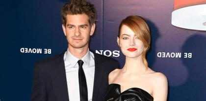 Emma Stone diz que ainda ama Andrew Garfield