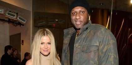 OMG! ¿Khloé Kardashian quiere volver a casarse con Lamar Odom? (+ Video)