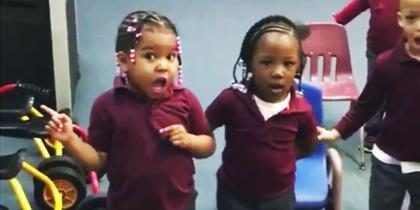 Estos niños y su intento de #MannequinChallenge están enloqueciendo internet (+ Video)