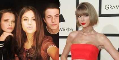 Taylor Swift estuvo en 13 Reasons Why y nadie notó su presencia ¡Mírala!