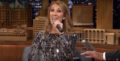 OMG! Céline Dion clonó las voces de Rihanna, Michael Jackson y Ariana Grande (+ Video)