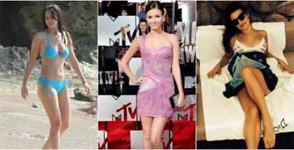As famosas vítimas do vazamento de fotos nuas