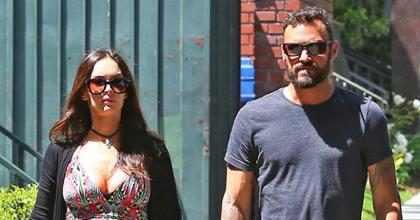 Megan Fox y Brian Austin Green ya viven juntos nuevamente