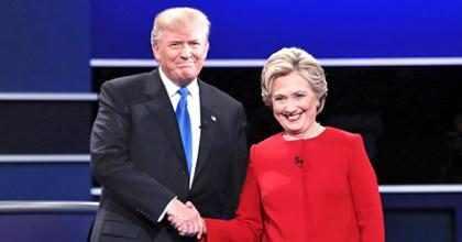 El debate de Donald Trump y Hilary Clinton tuvo a Alicia Machado como protagonista ¡Mira lo que pasó! (+ Foto)